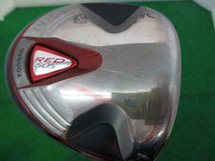 2011 PRGR GOLF CLUB DRIVER RED 505 11.5DEG R-FLEX