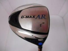 GOLF CLUBS FAIRWAY WOOD 2012MODEL KASCO D-MAX AR 5W R-FLEX