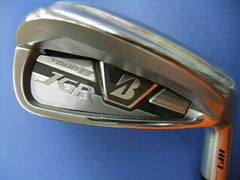 Bridgestone TOUR B JGR HF1 6PC NSPRO Zelos 8 R-FLEX IRONS SET Golf