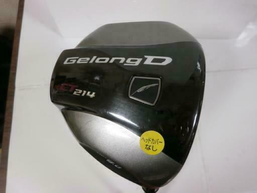 2013MODEL FOURTEEN GOLF CLUB DRIVER GELONG D CT-214 9DEG SR-FLEX