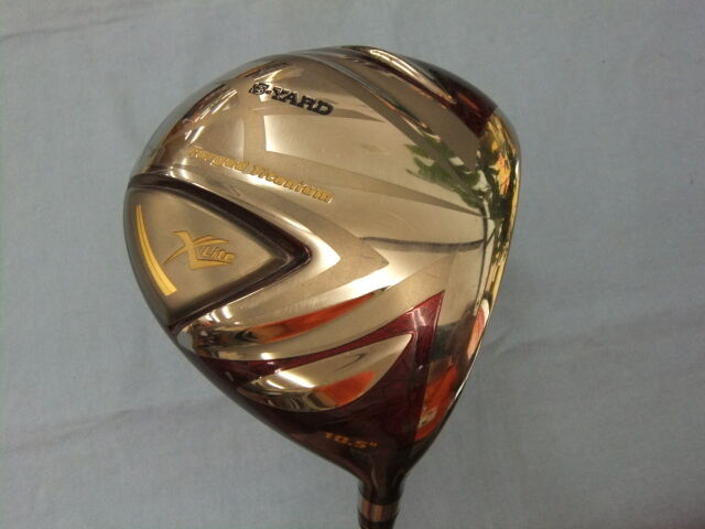 2011MODEL SEIKO GOLF CLUB DRIVER S-YARD X-LITE 10.5DEG R-FLEX