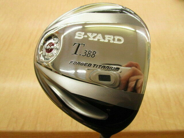 DESIGN BY GOLF CLUB DRIVER EPON 2013 S-YARD T.388 10.5DEG S-FLEX