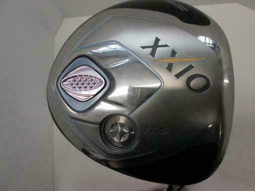 LADIES WOMENS GOLF CLUB DRIVER DUNLOP XXIO 2014 11.5DEG L-FLEX