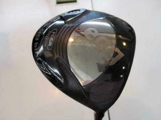 2012MODEL PRGR GOLF CLUB DRIVER EGG BIRD M-40 11DEG SR-FLEX