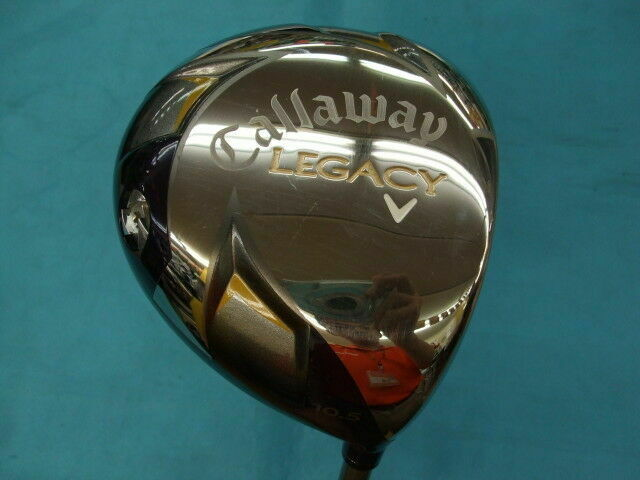 CALLAWAY JAPAN GOLF CLUB DRIVER LIMITED LEGACY 2012MODEL 10.5DEG SR-FLEX
