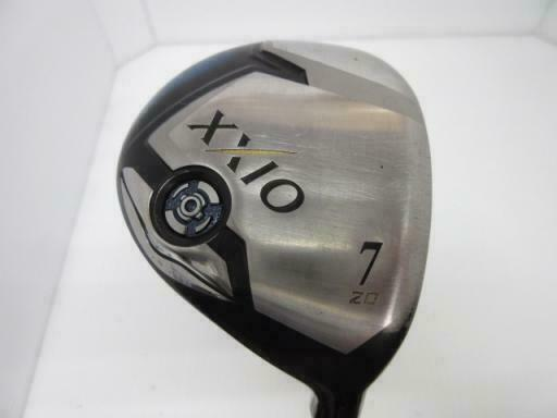 GOLF CLUBS FAIRWAY WOOD DUNLOP XXIO 2012 7W R2-FLEX 10267