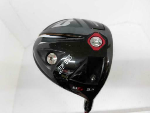 BRIDGESTONE J715 GOLF CLUB DRIVER B5 2015 LOFT-9.5 S-FLEX