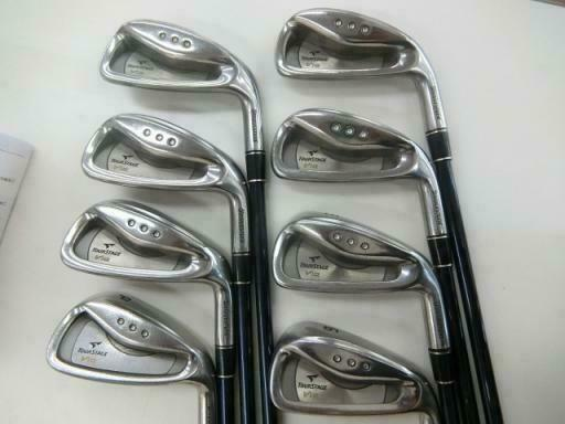 BRIDGESTONE  TOUR STAGE V-IQ 2006 8PC TSI-50 R-FLEX IRONS SET GOLF 10267