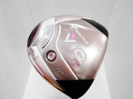 LADIES BRIDGESTONE GOLF CLUB DRIVER TOUR STAGE V-IQ CL 2012 11DEG R-FLEX
