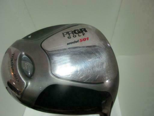 PRGR T3 GOLF CLUB DRIVER MODEL501 9DEG S-FLEX