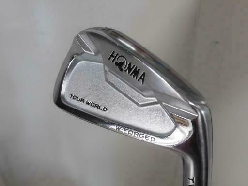 HONMA TOUR WORLD TW737VS 2017 6PC DG S-FLEX IRONS SET GOLF 10237 BERES