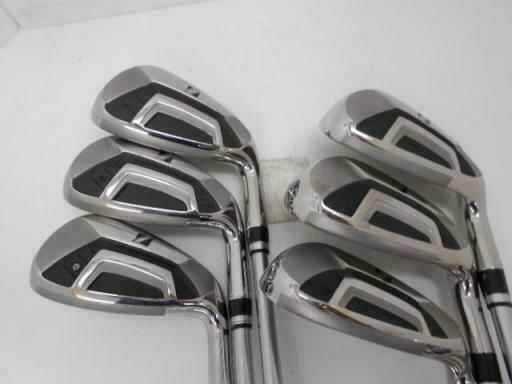 KATANA VOLTIO 3 G SERIES HI SILVER 2016MODEL 6PC SR-FLEX IRONS SET GOLF 6217