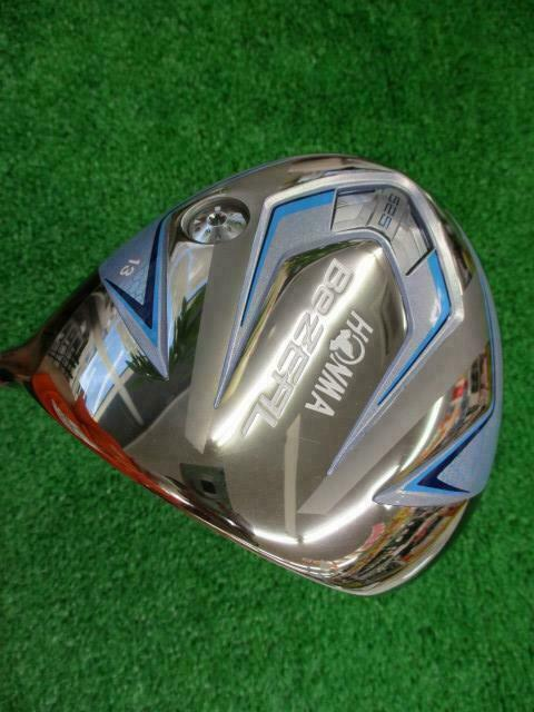 HONMA BE GOLF CLUB DRIVER ZEAL 525 2017 LADIES LOFT-13 L-FLEX 1122 BERES