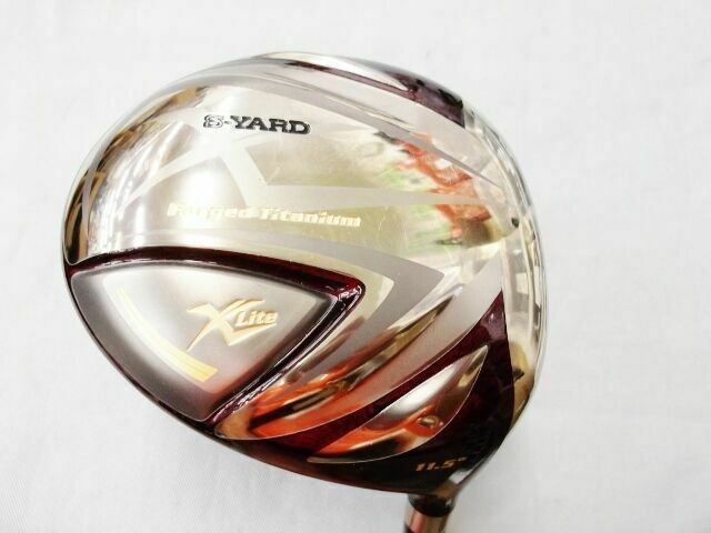 2013 SEIKO GOLF CLUB DRIVER S-YARD X-LITE 11.5DEG R-FLEX