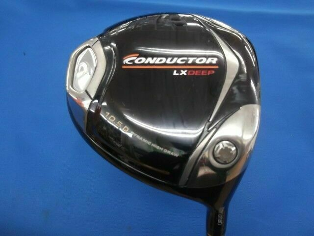 MARUMAN CONDUCTOR GOLF CLUB DRIVER LX DEEP LOFT-10.5 R-FLEX MAJESTY
