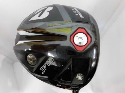 BRIDGESTONE J715 GOLF CLUB DRIVER B3 2015 LOFT-10.5 R-FLEX