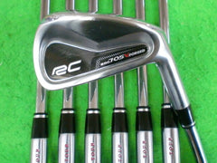 RC ROYAL COLLECTION BBD 705V FORGED TOUR 7PC S-FLEX IRONS SET TOUR ISSUE RARE!