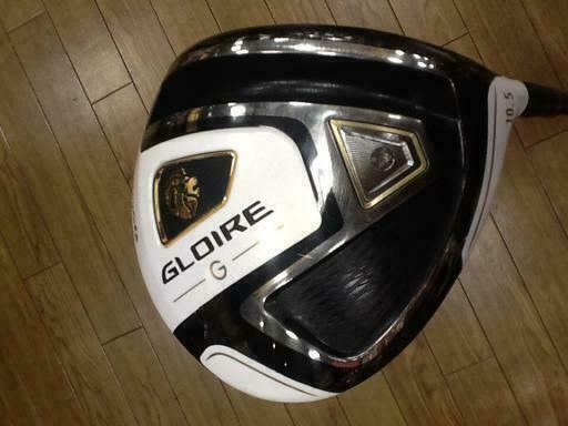 TAYLOR MADE GOLF CLUB DRIVER GLOIRE G 2016 JAPAN MODEL LOFT-10.5 S-FLEX 10167