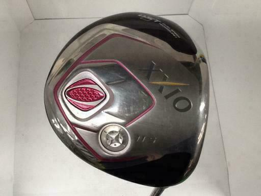 LADIES WOMENS GOLF CLUB DRIVER DUNLOP XXIO 2014 BORDEAUX 11.5DEG R-FLEX