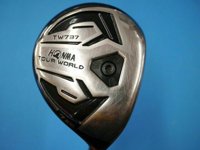 HONMA FAIRWAY WOOD GOLF CLUB TOUR WORLD TW737c A55 2017  7W R-FLEX