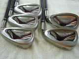 DAIWA GLOBERIDE G3 2011 LADIES WOMENS 5PC L-FLEX  IRONS SET GOLF CLUBS EXCELLENT
