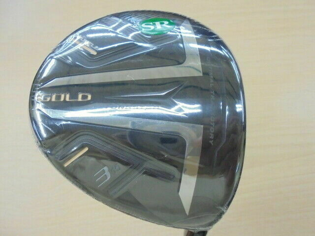 MARUMAN FAIRWAY WOOD GOLF CLUB SHUTTLE GOLD 2019 NEW 3W SR-FLEX