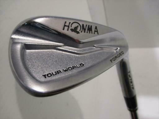 2016MODEL HONMA TOUR WORLD TW727P FORGED 11 NSPRO S-FLEX WEDGE GOLF CLUBS BERES