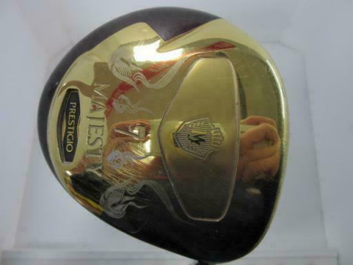 GOLF CLUBS FAIRWAY WOOD MARUMAN 2015 MAJESTY PRESTIGIO 8 7W R-FLEX 5257 MAJESTY