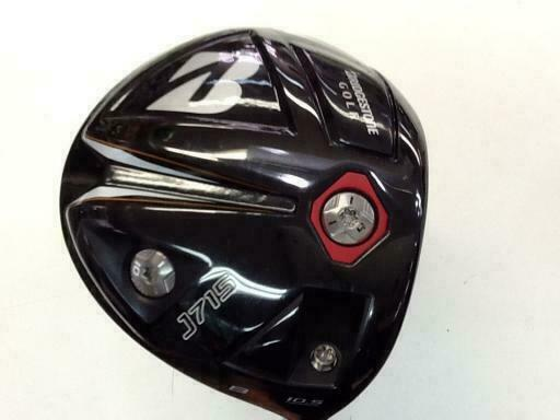 BRIDGESTONE J715 GOLF CLUB DRIVER B5 2015 LOFT-10.5 R-FLEX