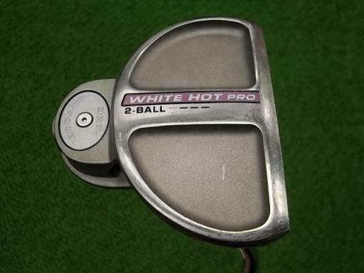 ODYSSEY WHITE HOT PRO #9 LADIES 2.0 2 BALL 32INCH PUTTER GOLF CLUBS