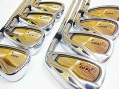 2011MODEL KATANA SWORD SNIPER X 8PC S-FLEX IRONS GOLF CLUBS 827