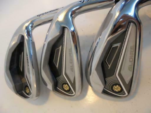 TAYLOR MADE FIRST GLOIRE JP MODEL 5PC GLOIRE S-FLEX IRONS SET GOLF 10187