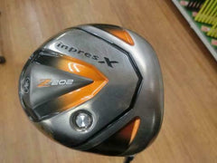 2012MODEL YAMAHA GOLF CLUB DRIVER INPRES X Z202 11.5DEG R-FLEX INPRESX
