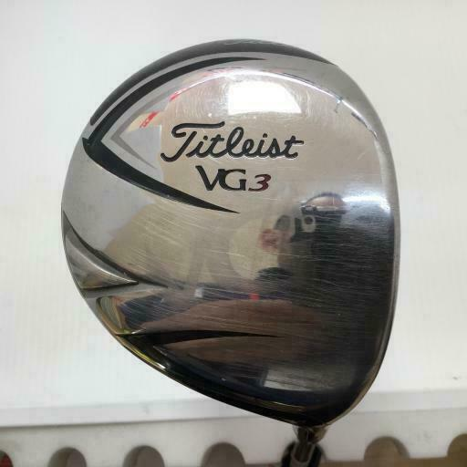 GOLF CLUBS FAIRWAY WOOD TITLEIST VG3 2012 JAPAN MODEL 5W SR-FLEX