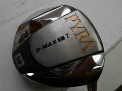 GOLF CLUBS FAIRWAY WOOD 2011MODEL KASCO D-MAX PYRA 7W R-FLEX