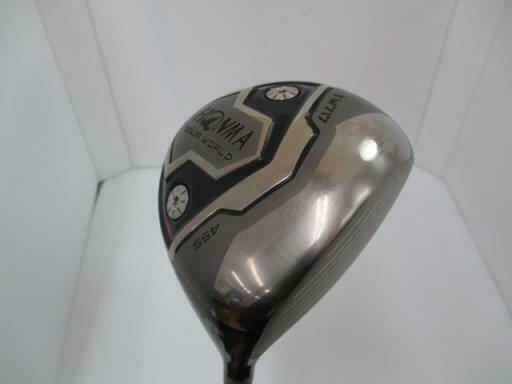 HONMA TOUR GOLF CLUB DRIVER WORLD TW717 455 2013MODEL 9.5DEG SR-FLEX BERES