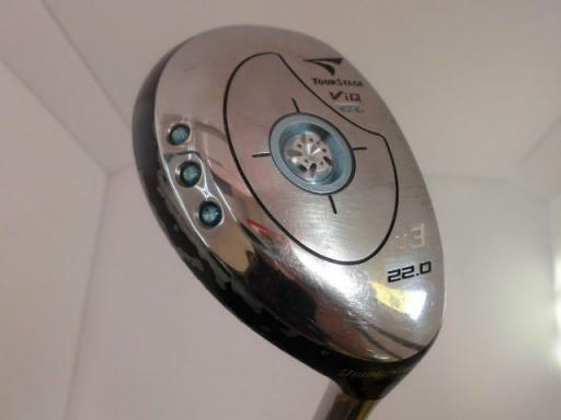 BRIDGESTONE Tour Stage V-iQ CL 2006 Ladies U3 L-Flex Utility Hybrid Golf