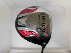 GOLF CLUBS FAIRWAY WOOD KATANA ATC 589 3W R-FLEX