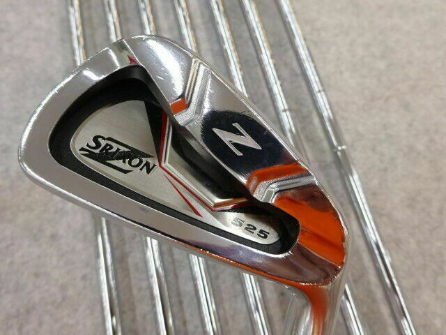 Dunlop SRIXON Z525 8PC NSPRO980GH D.S.T S-FLEX IRONS SET GOLF CLUBS