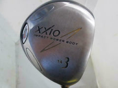 GOLF CLUBS FAIRWAY WOOD DUNLOP XXIO 2004 3W R-FLEX 10247