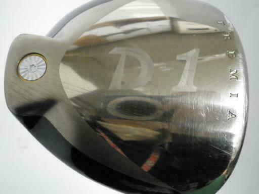 2011MODEL RYOMA GOLF CLUB DRIVER D-1 PREMIA LOFT-10.5 S-FLEX