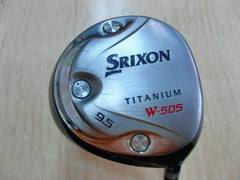 DUNLOP SRIXON GOLF CLUB DRIVER DM W-505 9.5DEG S-FLEX