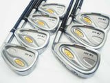 HONMA GOLF CLUBS TWIN MARKS TM-503 1-STAR R-FLEX 7PC IRONS SET BERES
