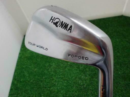 2013 HONMA TOUR WORLD TW717M DG 6PC S-FLEX IRONS SET GOLF CLUBS BERES