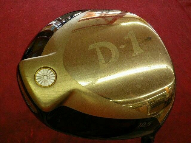 2011MODEL RYOMA GOLF CLUB DRIVER D-1 LOFT-10.5 R-FLEX
