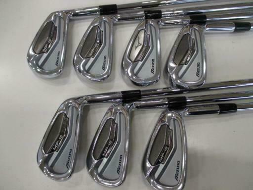 JAPAN MODEL MIZUNO MP-15 2016MODEL NSPRO MODUS3 7PC S-FLEX IRONS SET GOLF