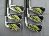 2014 BRIDGESTONE TOUR STAGE X-BLADE GR 6PC TOURAD S-FLEX IRONS SET GOLF CLUBS