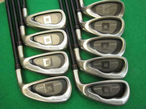 DAIWA GLOBERIDE ONOFF 2006 9PC MP S-FLEX IRONS SET GOLF 10287