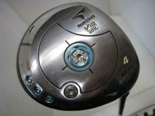 GOLF CLUBS FAIRWAY WOOD BRIDGESTONE TOUR STAGE V-IQ CL 2006 LADIES 4W L-FLEX