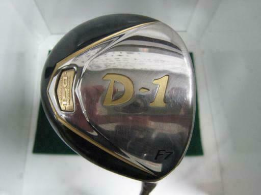 GOLF CLUBS FAIRWAY WOOD 2012MODEL RYOMA D-1 F7 7W FLEX-S LOFT-21GOLF CLUBS
